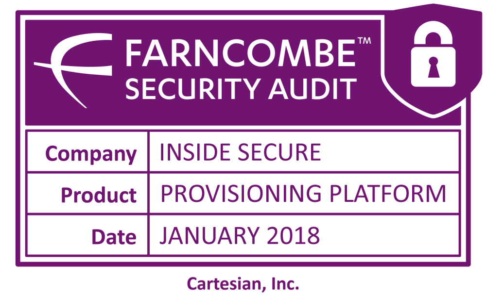 Farncombe-Security-Audit-INSIDE-SECURE-PROVISIONING[1]