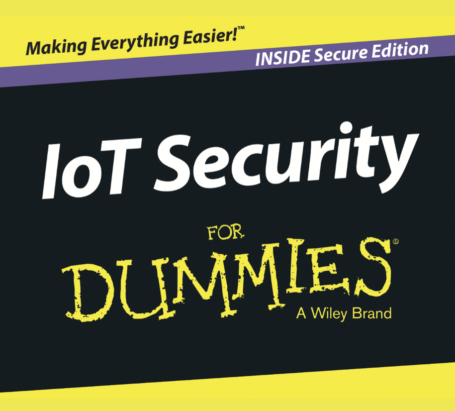 Internet of things (IoT) Security for Dummies free ebook