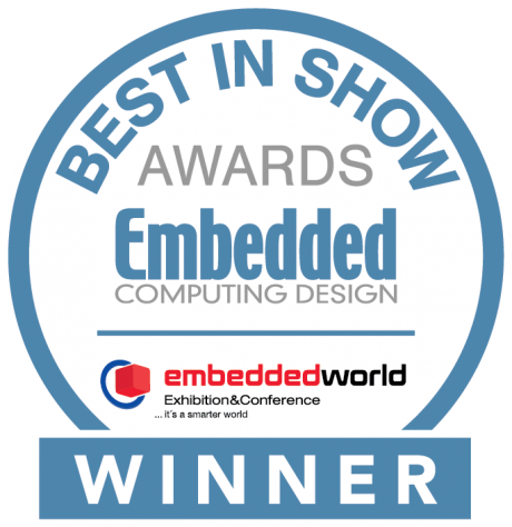Best in Show Inside Secure Flexible Provisioning Award