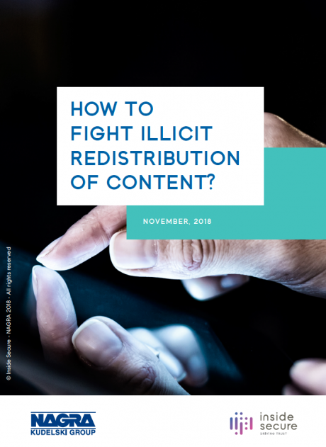 How to fight illicit redistribution of content