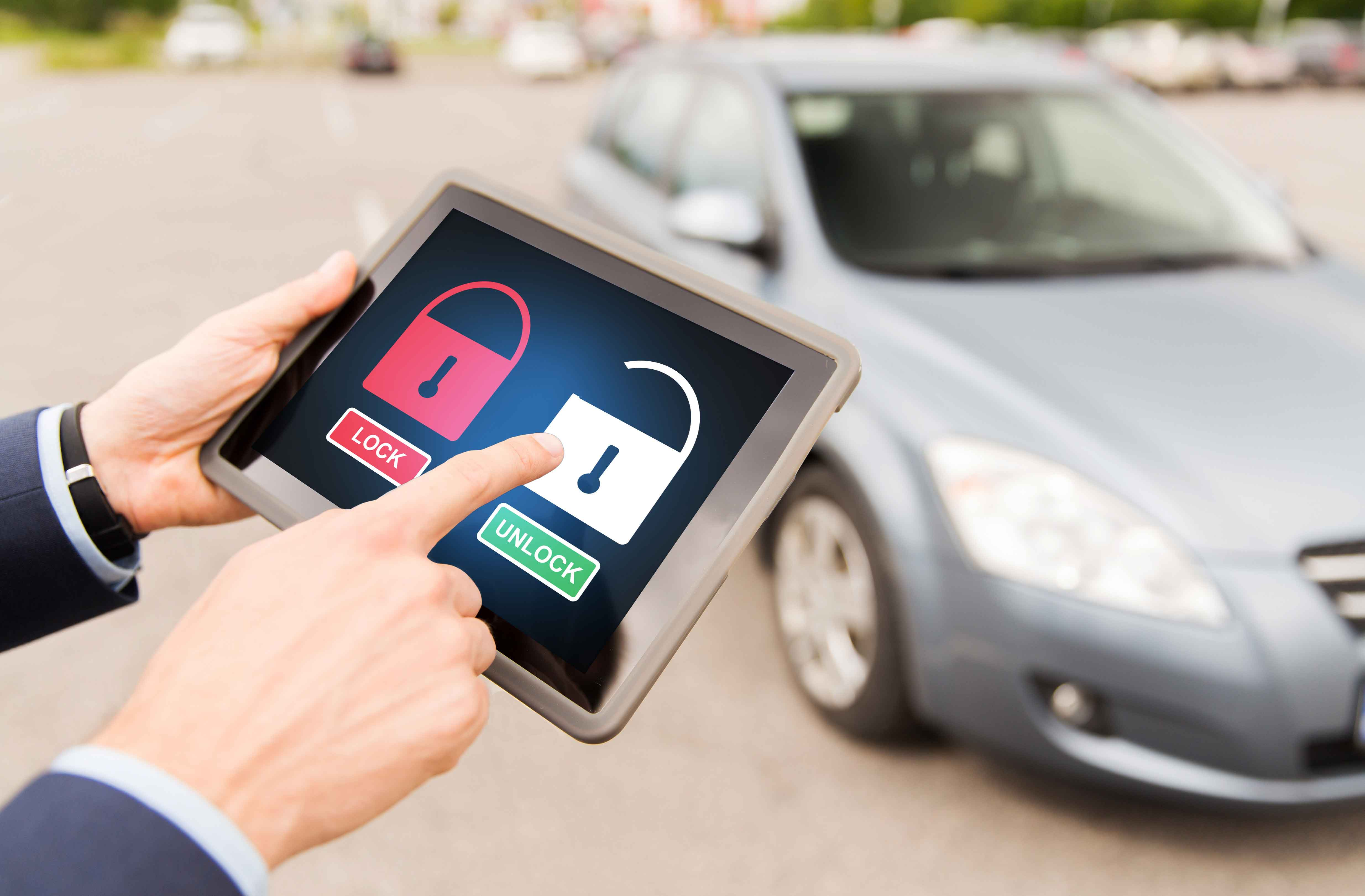 Will an App Hack Cyber Attack Steal Your Car - Your Life?
