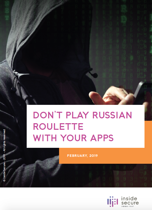 Don't play Russian roulette with your apps