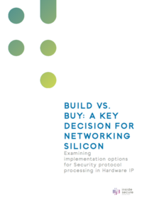 Whitepaper - Build VS Buy: a key decision for networking silicon