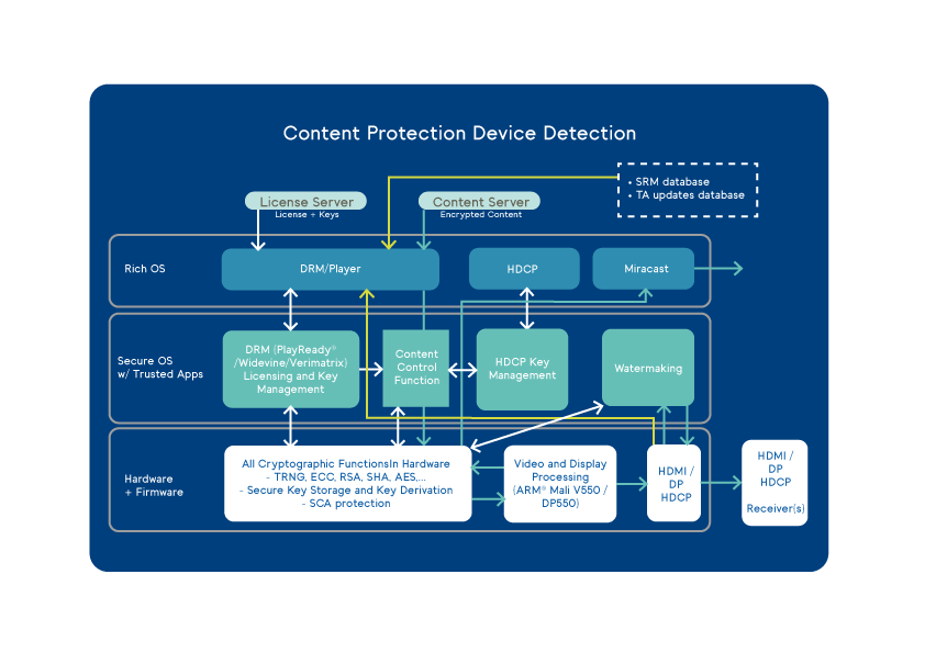 Content-Protection-Device-Detection