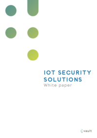 Whitepaper - IoT security solutions