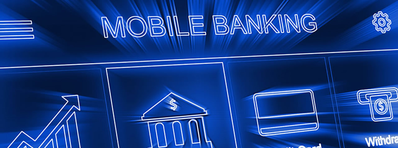 Mobile banking protection and financial services
